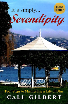 It's Simply Serendipity cover
