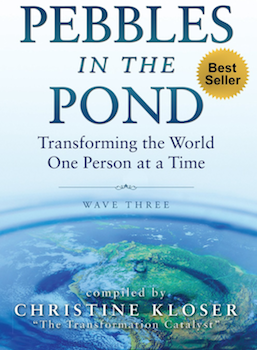 Pebbles in the Pond Wave 3 cover